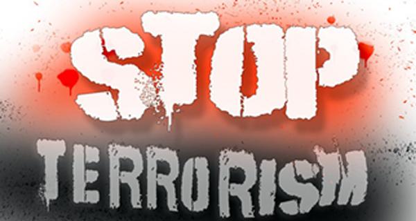 Nein zum Terror